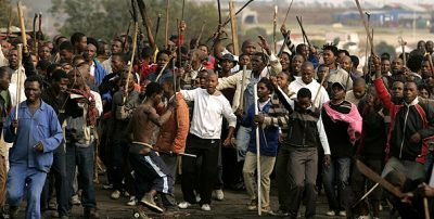 Xenophobia Rears Its Ugly Head In S. Africa Again: Anti-Immigrant Sentiment 'Deep And Wide', Studies Show