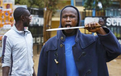 With Kenya's History Of Political Violence, Will It Be Different This Time?: Colonialism, Vigilantes And Militias