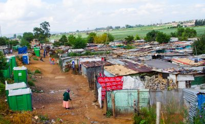 South Africa Sees Startling Rise In Poverty: In Last 5 Years 3 Million More People Have Fallen Through The Cracks