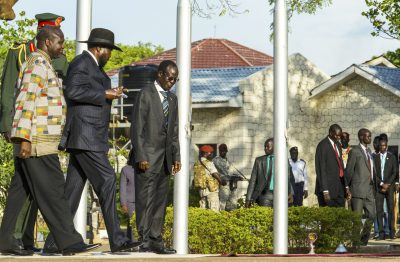 A Grim Anniversary: South Sudan's Unending War Is A Horror Show Like Few Others